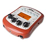 NUX AUX IN PA-2 Portable Acoustic Guitar Effects Processor Flat Tuning Function