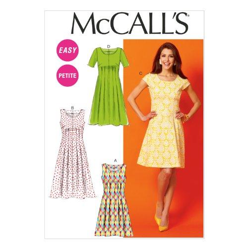 Mccall Pattern Company M6958 Misses'/Miss Petite/Women's/...