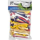 Intech Golf - 2 3/4 Wood Tees (100-Pack)