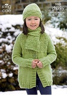 Sirdar Click Chunky Children s Knitting Pattern 2273 by Sirdar ... 56b3a126b063