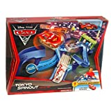 Cars 2 Tokyo Spinout Track Set