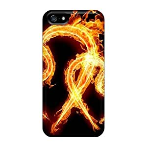 For OIqYksC8005GZhwC Hearts On Fire Protective Case Cover Skin/iphone 5/5s Case Cover