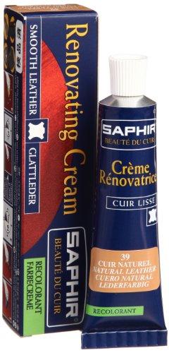 Naturel Cirage 39 Crème Rénovatrice Cuir Saphir HWqv7W