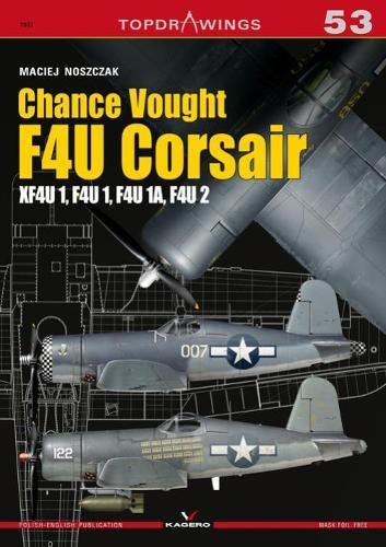 Chance Vought F4U Corsair (TopDrawings)