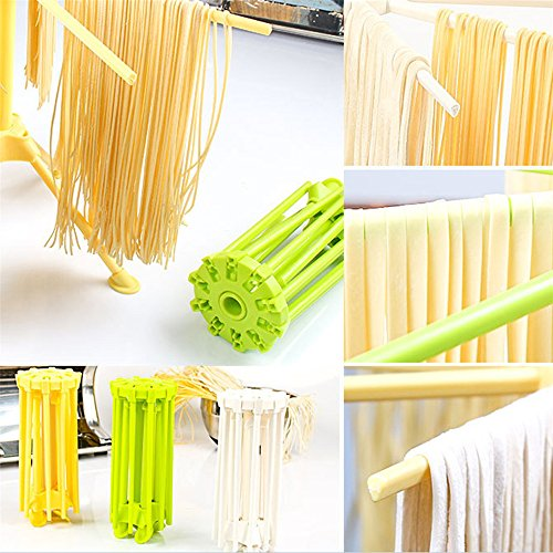 Katoot@ 1pcs Noodle Pasta Drying Rack Spaghetti Holder Stand