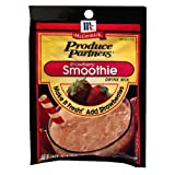 McCormick Produce Partners, Smoothie Drink Mix, 2.1Oz (59g) (4 Pack) (Strawberry)