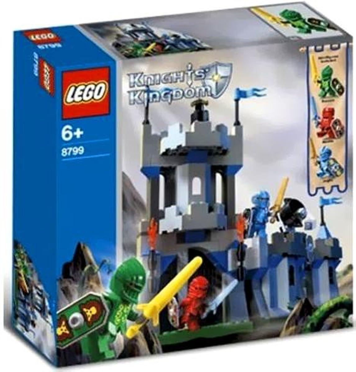 [해외] LEGO KNIGHTS' KINGDOM CASTLE WALL (8799)