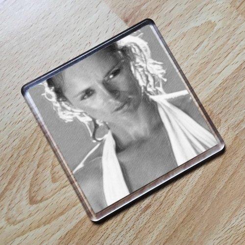 Seasons Sybil DANNING - Original Art Coaster #js006 ()