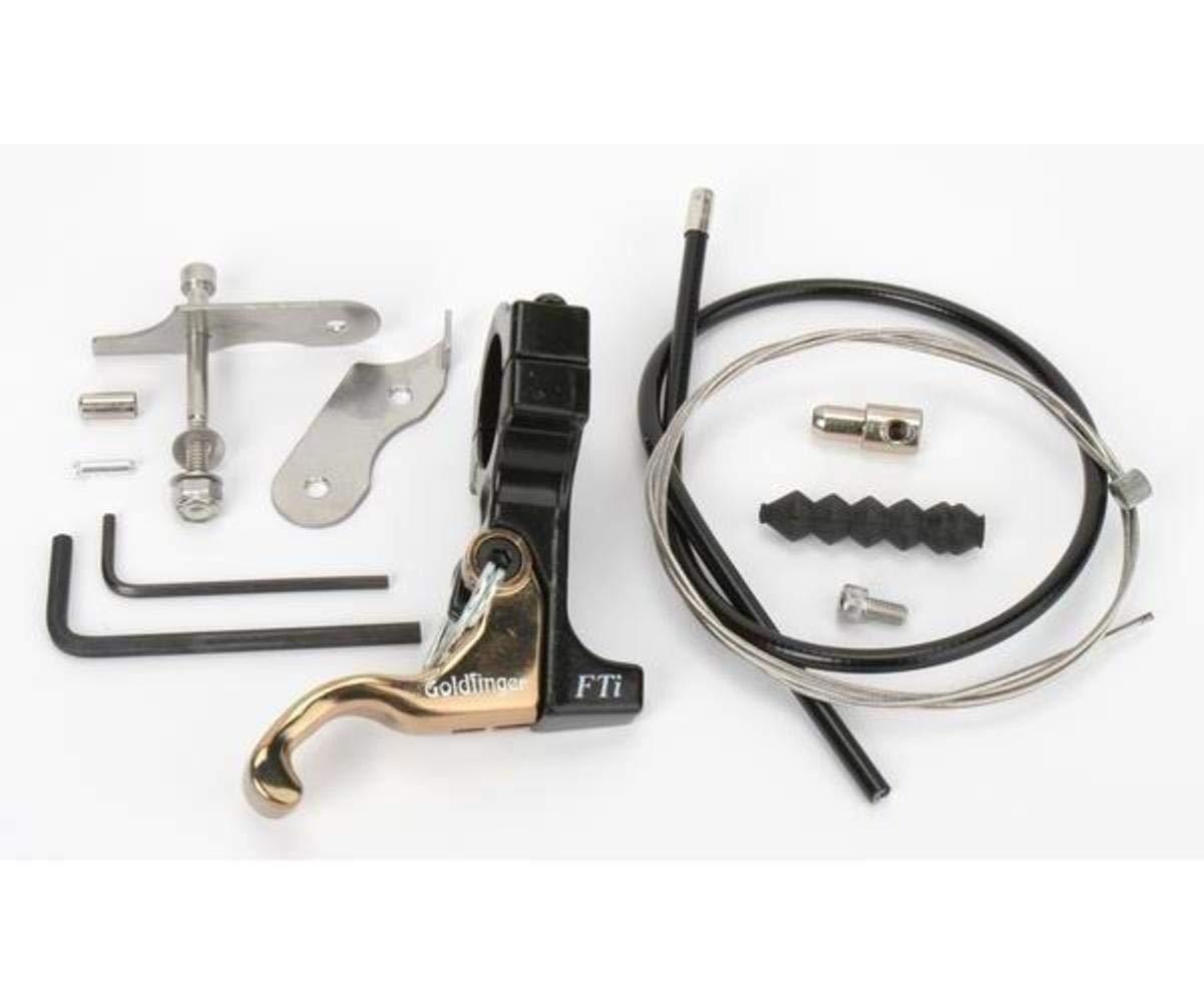 フルスロットルゴールドフィンガー左ハンドスロットルキット007 – 1027 G   B000GV70UG