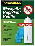 ThermaCELL Mosquito Repellent Refill Value Pack Garden, Lawn, Supply, Maintenance