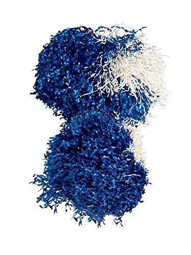 Dallas Cowboy Cheerleader Shakers,Blue,One Size (Sexy Dallas Cowboy Cheerleader Costumes)