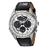 Men's Citizen Eco-Drive Limited Edition Calibre 2100 Leather Strap Watch AV0060-00A