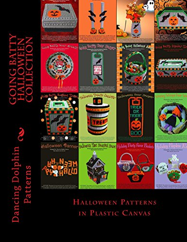 - Going Batty Halloween Collection: 16 Patterns in Plastic Canvas