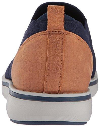 Mark Nason Los Angeles Mens Atterraggio Sneaker Blu Marino
