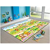 MyLine Baby PlayMat_Animal School/Train ABC-Extra Thick