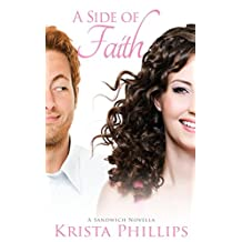 A Side of Faith: A Christian Inspirational Romance Novella (A Sandwich Romance)