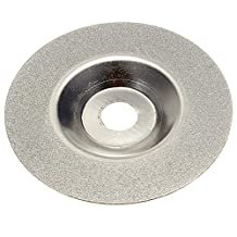 """Grinding Saw Blade Wheel Disc Diamond Rotary Glass Tile Rock Cutter 4""""inch 100mm"""