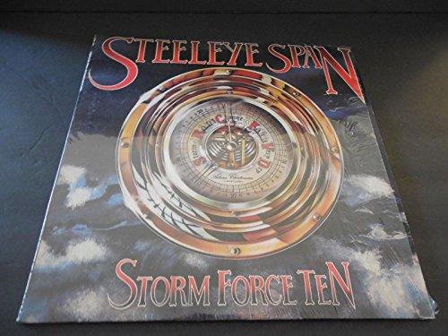 Steeleye Span Storm Force Ten Chrysalis CHR 1151 1977 Press- Mint