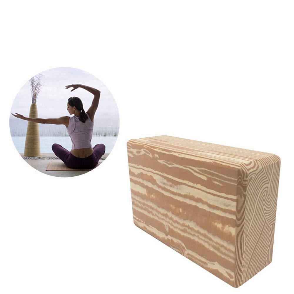 ZALIANG Eva Yoga Brick Yoga Brick Yoga Brick Práctica de ...
