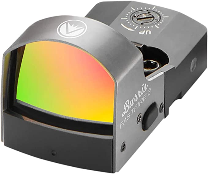 Best Red Dot Sight: Burris Fastfire III with Picatinny Mount