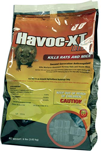 Neogen Havoc 8LB Rat Poison