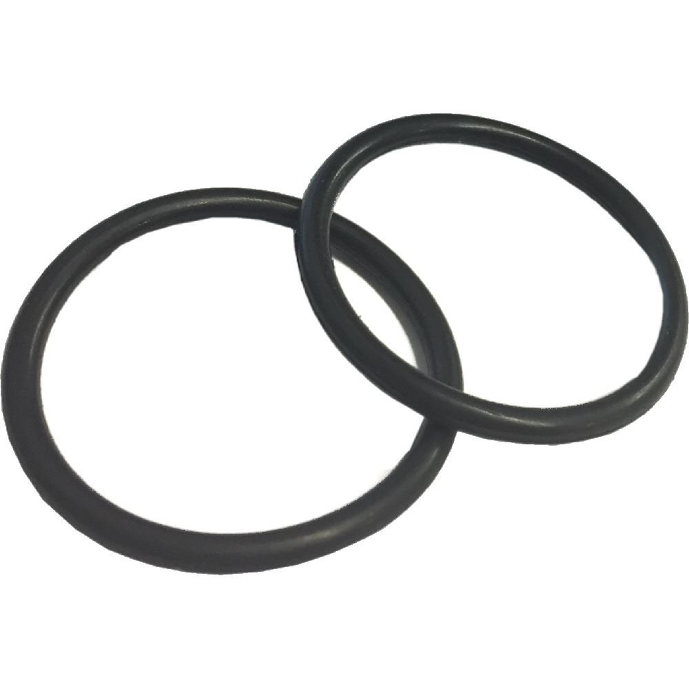 Rubber Seal Pack of 3 O-Rings Sink Waste Basin Click Plug Bathroom Basin Pop Up Spare Seal Lip Seal