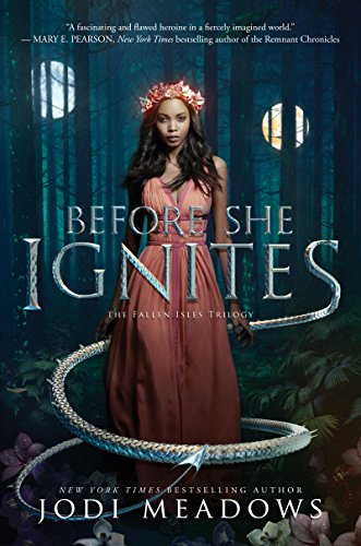 Before She Ignites (Fallen Isles) by [Meadows, Jodi]