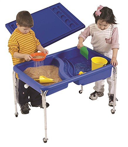 Children's Factory Neptune Table & Lid Set - 18