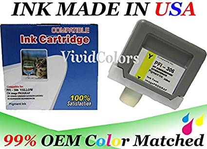 PFI-306 New Compatible ink cartridge for Canon IPF 8400 9400 Blue