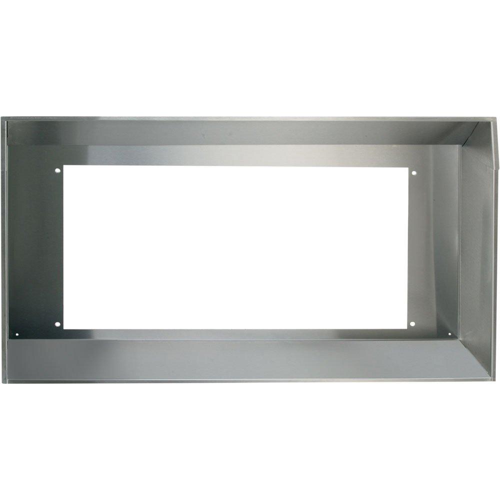 """Broan RML3342S 42"""" Range Hood Liner Stainless Steel for RMIP33 (Adj depth 225"""" - 255"""")"""