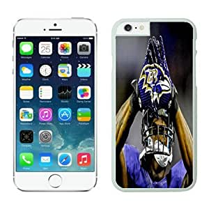 NFL Baltimore Ravens Iphone 6 Cases 002 White 4.7_53570 NFLIphoneCases13927 by kobestar