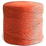 CWC Synthetic Big Baler Polypro Twine (4000' - 350 Knot, Orange)