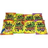 Sour Patch Kids Candy Mix Variety Pack (over 35 ounces): Sour Patch Kids, Watermelon, Extreme and Fruits