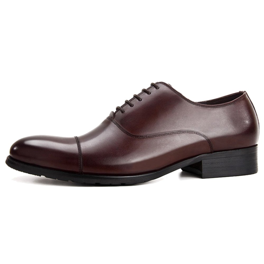 Merryhe Herren Formelle Echtem Kleidung Oxford Schuhe Aus Echtem