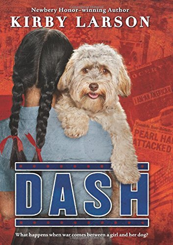 dash by kirby larson - 5