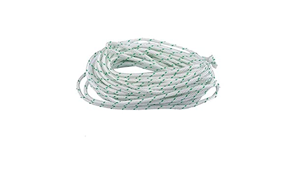 5m Chainsaw Pull Starter Rope 3mm For Stihl Husqvarna Homelite Echo Brand New