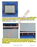 LED Panel for Flood Light FIXTURES - 120Vac