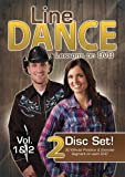 Buy Line Dance Lessons on DVD Vol 1 & 2 - Learn 20 Line Dances, Plus two 30 Minute Bonus Workouts! Instruction & Exercise in a Two Disc Set