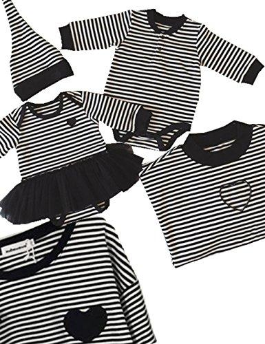 生活おじいちゃん期間BCSY 親子お揃い服 長袖シャツ ベビーロンパース ルームウェア 部屋着 横缟柄 縞模様 ストライプ秋 親子服 家族お揃い Tシャツ風 ペアルック レディース/メンズ/子供服 親子ペア服 ママ パパ 親子 カップルお揃い 綿