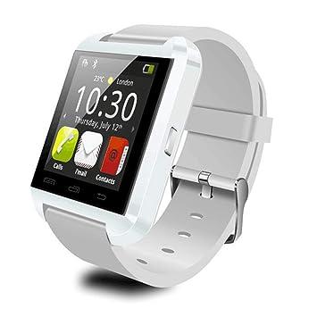 De Moda de U8 Reloj Inteligente Bluetooth Smartwatch U80 para el ...