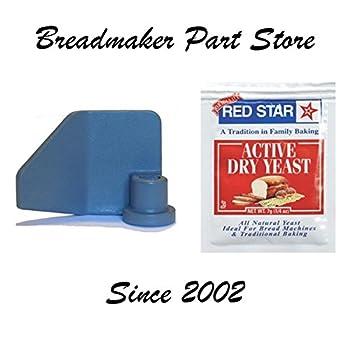 BREADMAN Bread Machine Paddle TR2200-97 TR-220097 Kneading Blade Part Maker