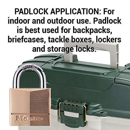 The 8 best keyed padlocks