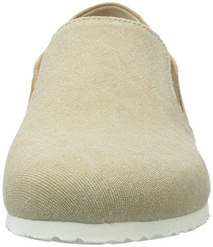 Birkenstock Jenks, Mocasines para Mujer Beige (Sand)