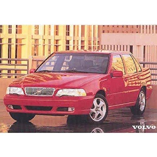 1998 Volvo S70 T5 Postcard