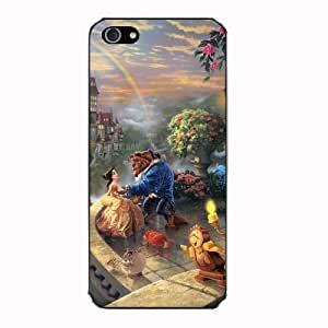 Disney Beauty and the Beast Case Cover for iPhone 5 IMCA-CP-LJ11014