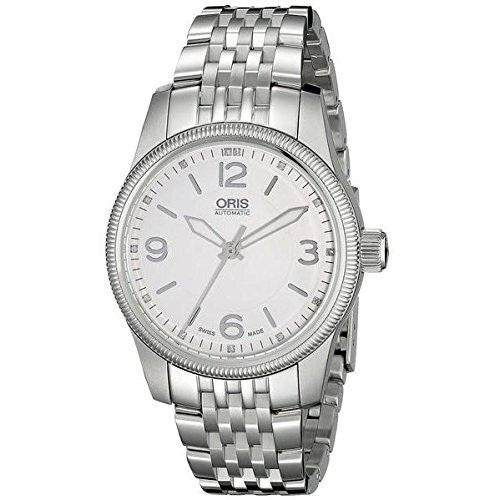 Oris 73376494031Mb Women's Swiss Hunter Team Ps Edition Diamond Auto Ss Watch