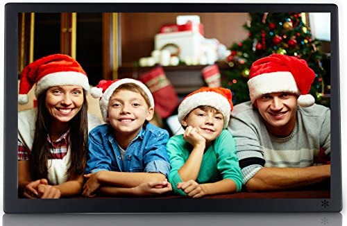 Nueva Caja de Ultrafino Marcos Digitales, SUPERWORLD® 12 Pulgadas IPS Full HD 1920 * 1080 Marcos Digitale,Electrónico de Fotos Álbum digital caja de la ...