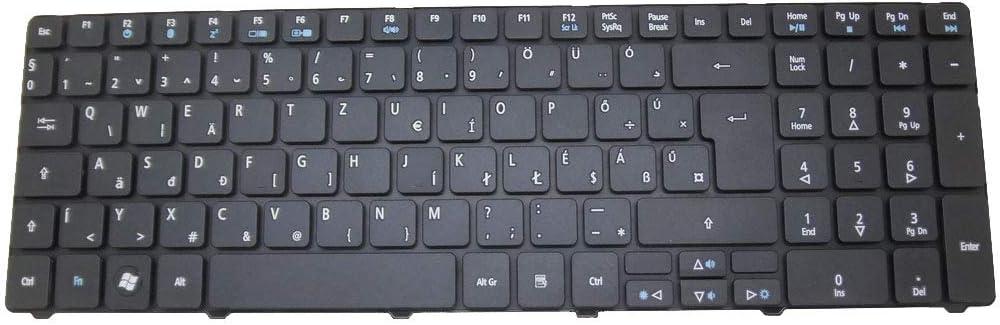 Laptop Keyboard for Acer Aspire 5250 5251 5252 5253 5253G 5310 5315 5320 5330 5333 5340 5410 5410 T5536 5538 5542G 5552 5553 Hungary HU Black