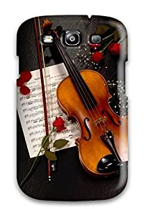 Hot Snap On Hard Case Cover Artistic Protector For Galaxy S3