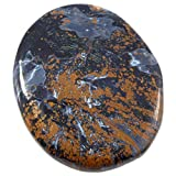 GemsIndustry 27.10Cts. Natural PITTERSITE Oval CABOCHON Loose Gemstone Africa